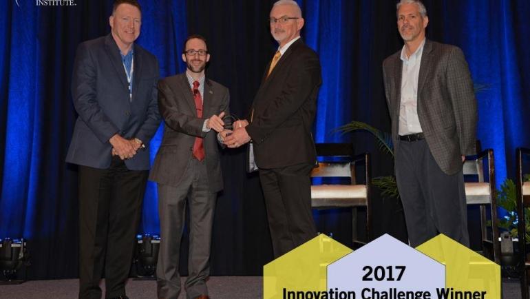 2017 Innovation Challenge winner announced