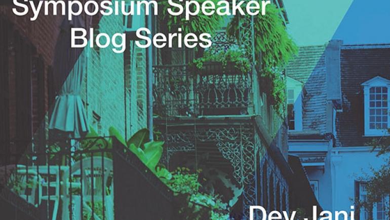 Symposium Speaker – Dev Jani