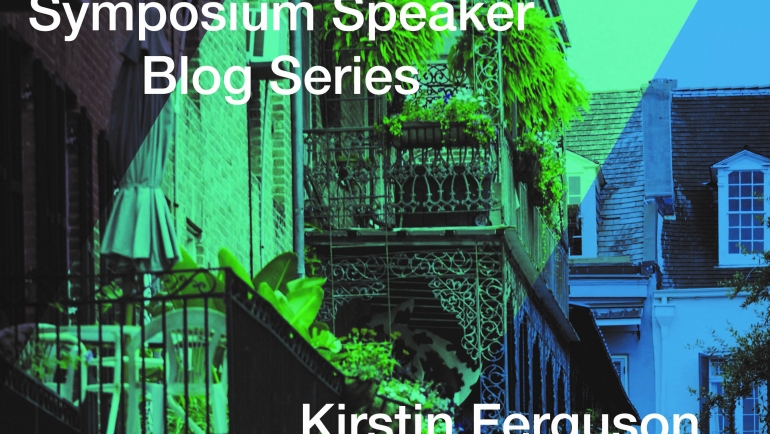 Symposium Speaker – Kirstin Ferguson
