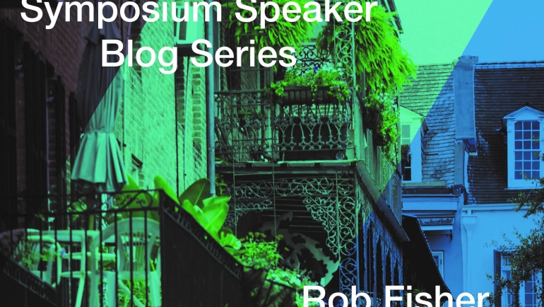 Symposium Speaker – Rob Fisher