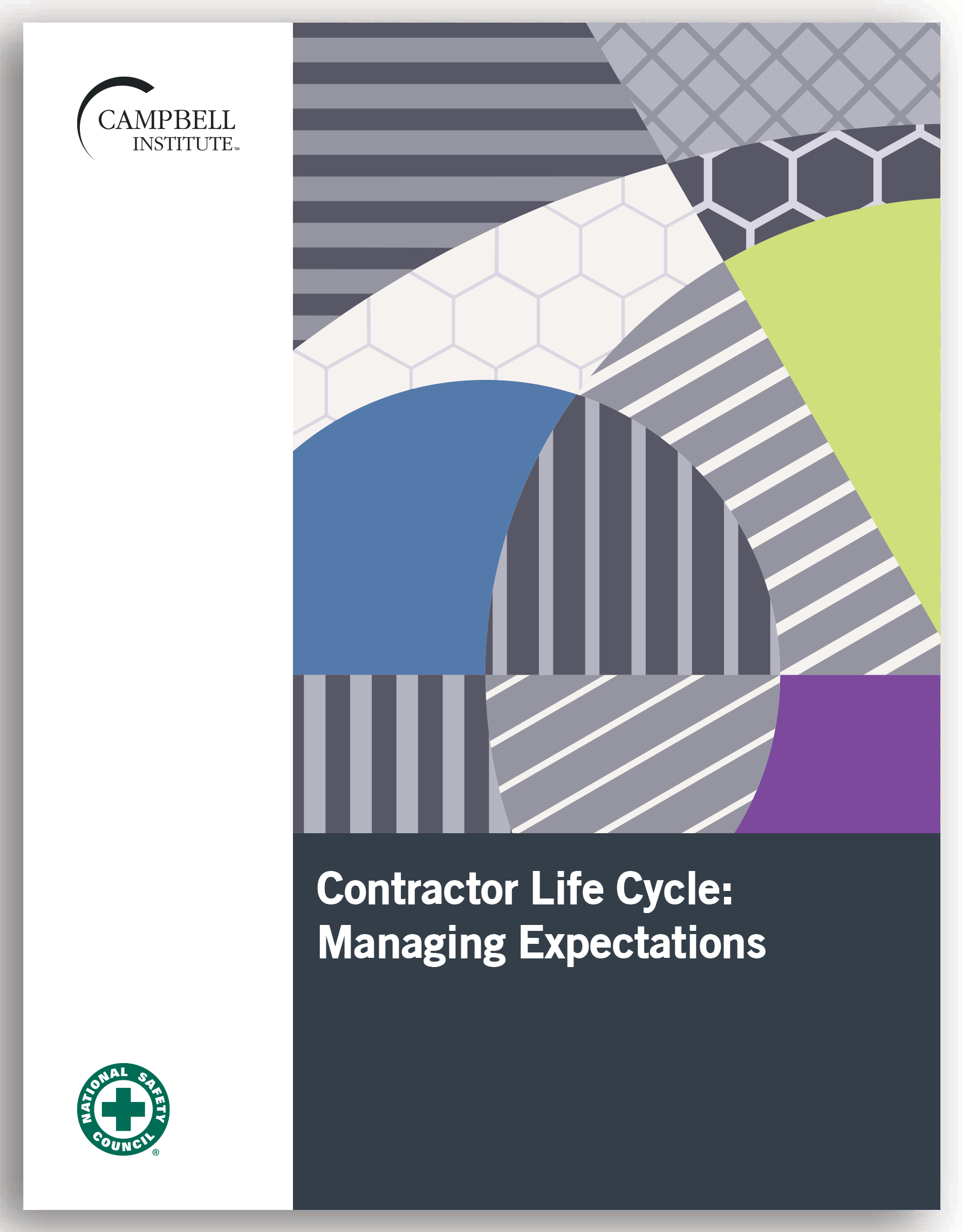Contractor Life Cycle: Managing Expectations