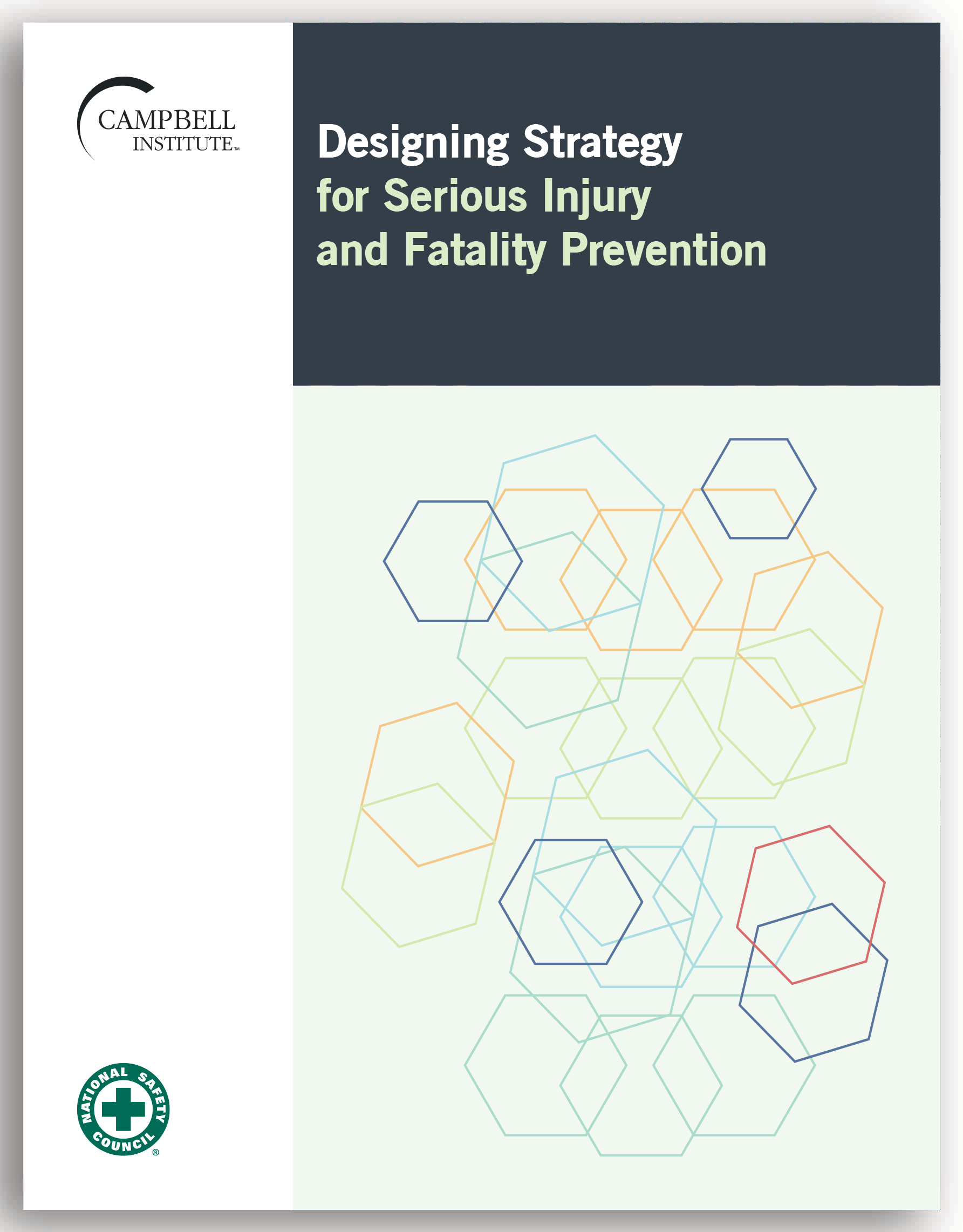Designing Strategy for Serious Injury and Fatality Prevention
