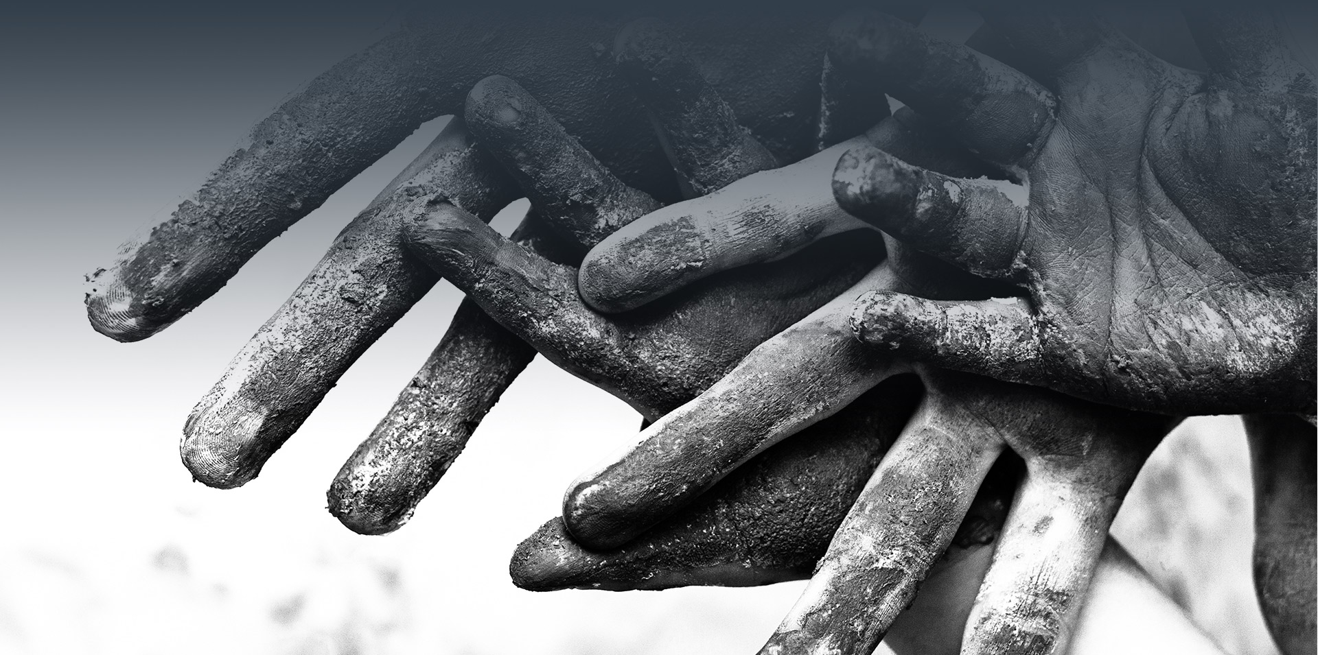 Dirty hands - modern slavery blog post